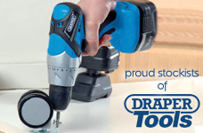 Draper Tools Stockist