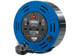 230V Twin Socket Cable Reel (10M)