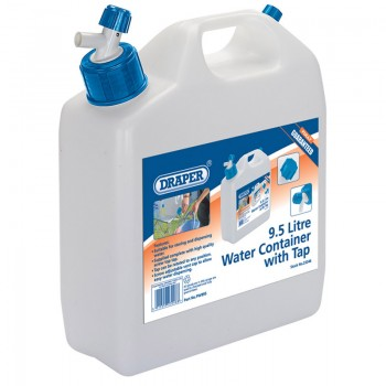 Water Container with Tap (9.5L)