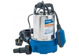 100L/Min Stainless Steel Submersible Water Pump with Float Switch (250W)