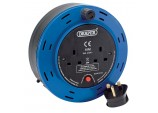 10M 230V Twin Extension Cable Reel