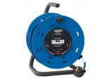 25M 230V Four Socket Industrial Cable Reel