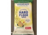 30 Hard Floor Anti Bacterial Wipes - Citrus Burst