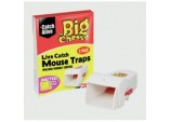 Live Catch RTU Mouse Trap - Twin Pack