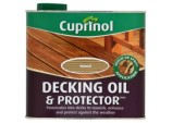 Decking Oil & Protector - 2.5L Natural