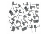 Cable Clips - Flat - 10mm