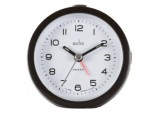 Neve Non Ticking Sweep Clock - Black