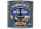 Metal Paint Hammered 2.5L - Black