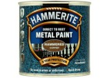 Metal Paint Hammered 250ml - Copper
