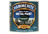 Metal Paint Hammered 2.5L - Dark Green