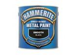 Metal Paint Smooth 2.5L - Black
