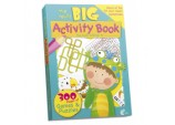 Activity Book - 300 Pages