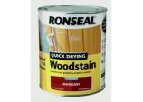 Quick Drying Woodstain Satin 750ml - Mahogany