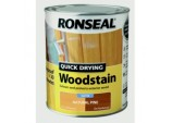 Quick Drying Woodstain Satin 750ml - Natural Pine