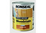 Quick Drying Woodstain Satin 750ml - Natural Oak