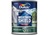 Weathershield Exterior Gloss 750ml - Highland Green
