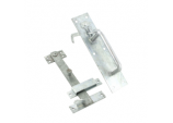 20/4s Med Suffolk Latch - 215mm Galvanised