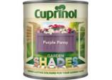 Garden Shades 1L - Purple Pansy