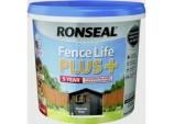 Fence Life Plus 5L - Charcoal Grey