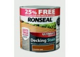 Ultimate Protection Decking Stain  2L + 25% Free - Country Oak