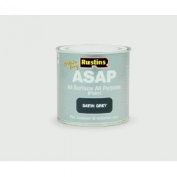 ASAP All Surface Paint 500ml - Grey