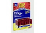 Ultra Power Block Bait Rat Killer² Station Refills - 6 x 20g blocks