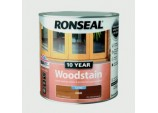10 Year Woodstain Satin 750ml - Oak