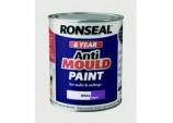6 Year Anti Mould Paint 750ml - White Matt