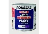 6 Year Anti Mould Paint 2.5L - White Matt