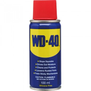 Aerosol Can - 100ml