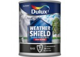 Weathershield Exterior Gloss 750ml - Black