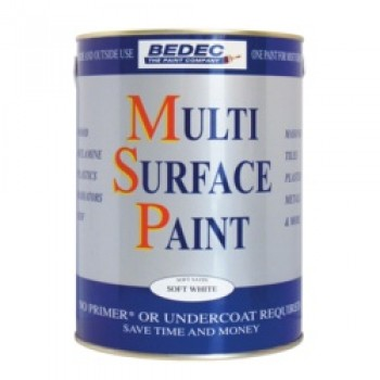 Multi Surface Paint Satin 750ml - Silver