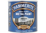 Metal Paint Smooth 2.5L - Silver
