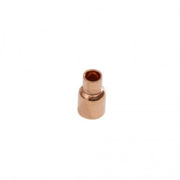 15mm x 8mm Solder Ring Long Fitting Reducer PACK OF 10