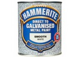 Direct To Galvanised Metal Paint 750ml - White
