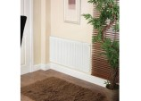 Single Compact Radiators - 600 x 1100mm