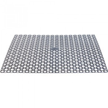 Drainer Mat - Silver