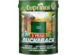 Ducksback 5L - Forest Green