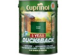 5 Year Ducksback 5L  - Forest Green