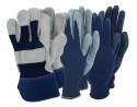 Mens Triple Pack Rigger Glove