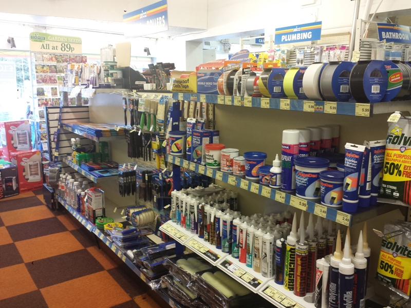 A selection of our decorating sundries
