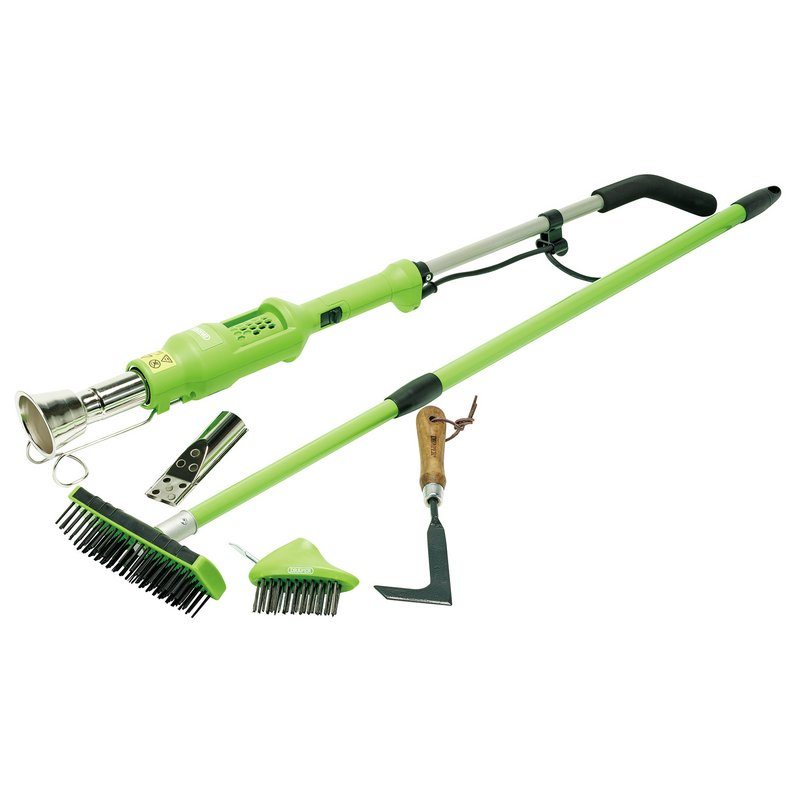 Weed Burner and Paving Brush Kit – Now Only £37.24