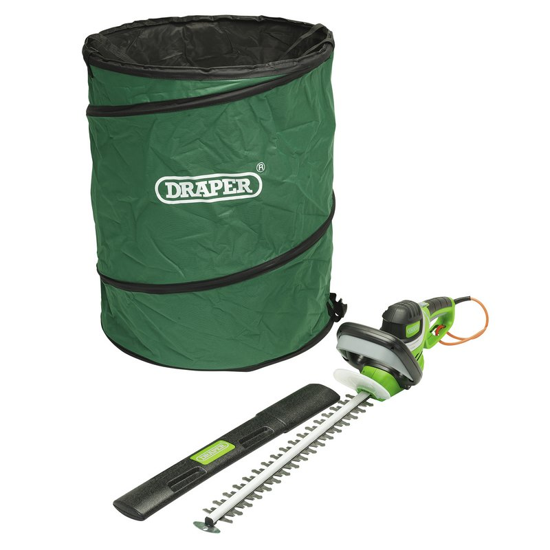 Electric Hedge Trimmer and Tidy Bag – Now Only £74.44