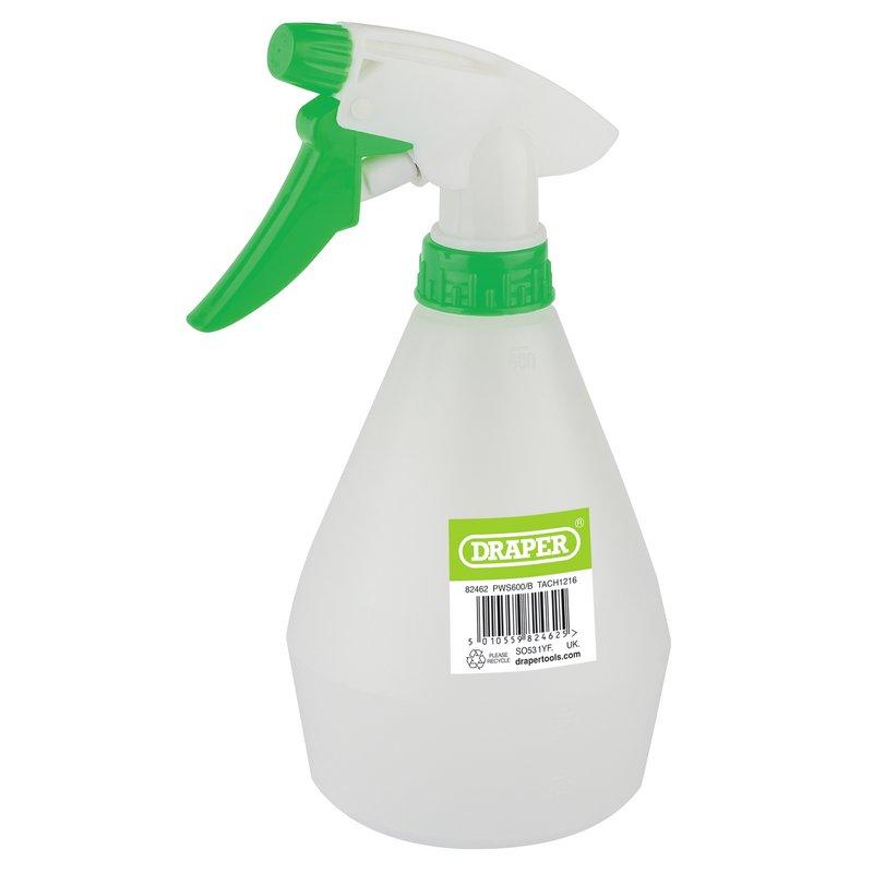 Plastic Spray Bottle (500ml) – Now Only £1.97