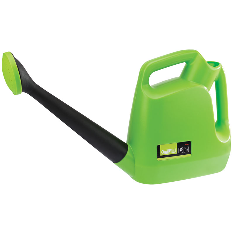 Plastic Watering Can (5L) – Now Only £5.32