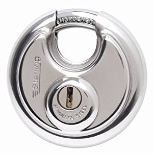 70mm Disc Padlock  – Now Only £12.00