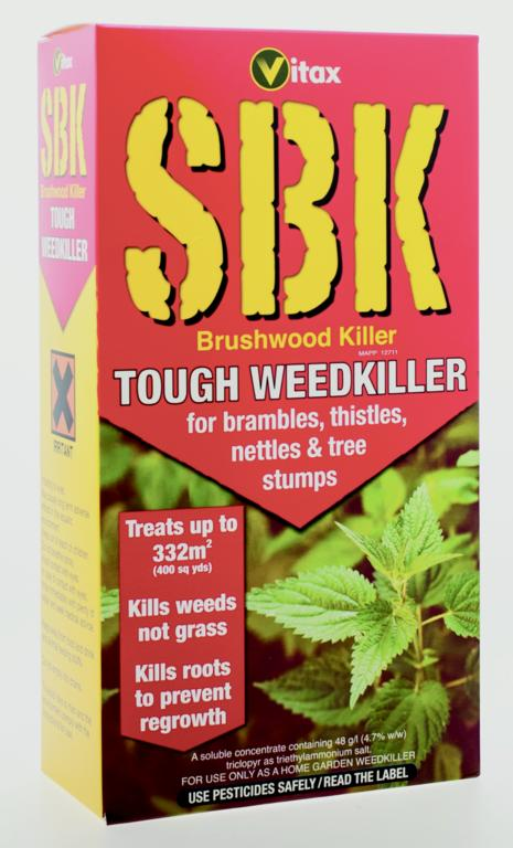 SBK Brushwood Killer 500ml – Now Only £12.00
