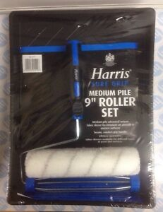"""Sure Grip Roller Set - 9"""" – Now Only £4.00"""