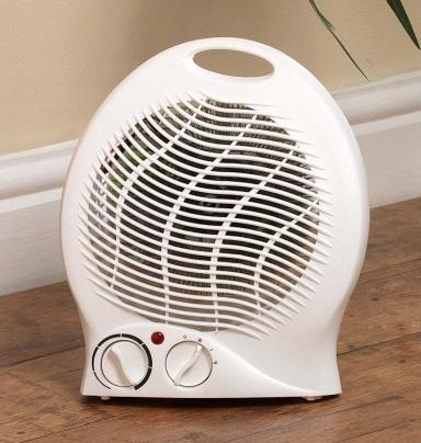 SupaWarm Fan Heater 2000w – Now Only £14.00
