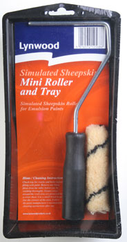 Mini Roller and Tray – Now Only £1.50